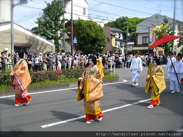 葵祭:女人列
