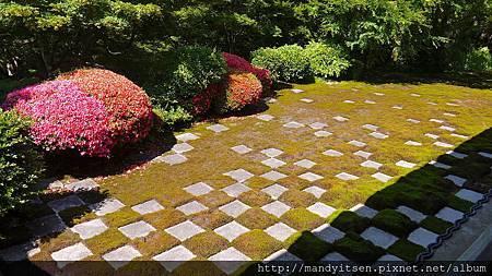東福寺方丈庭園之北庭