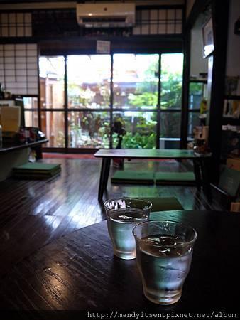 cafe 1001內部
