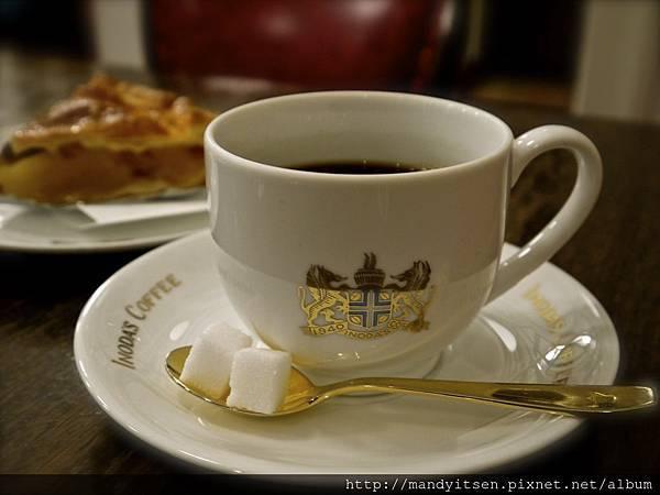 INODA招牌咖啡:「アラビアの真珠」