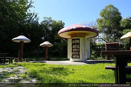 京都植物園「きのこ」文庫