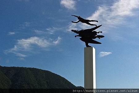 希臘神話中的英雄雕刻