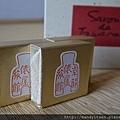 俵屋旅館原創香皂