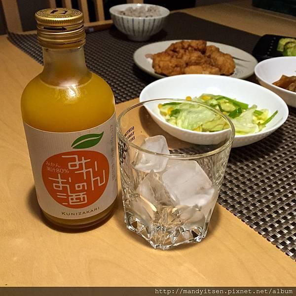 蜜柑果實酒