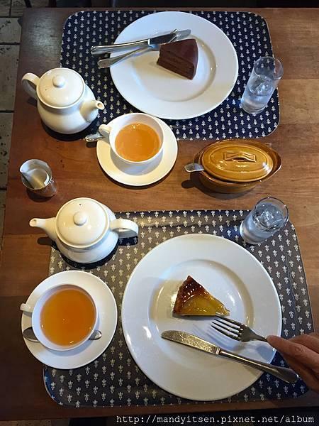 滋賀W.bolero的午茶時光