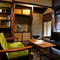 cafe marble佛光寺店內一隅