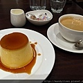 東洋亭百年布丁與咖啡
