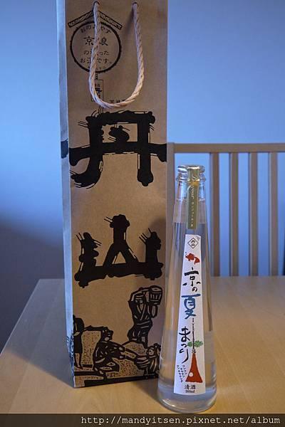 清酒シャンパン(JAPON,微氣泡式清酒)