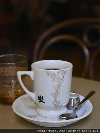 前田咖啡的招牌特調「龍之助」
