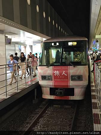 旅人觀光列車