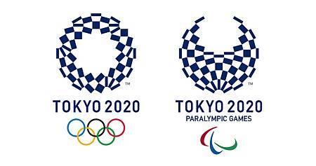 東京奧運logo