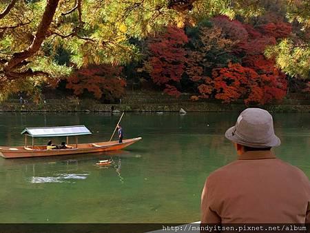嵐山屋形船與迷你屋形船