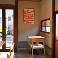 knot cafe店內一隅