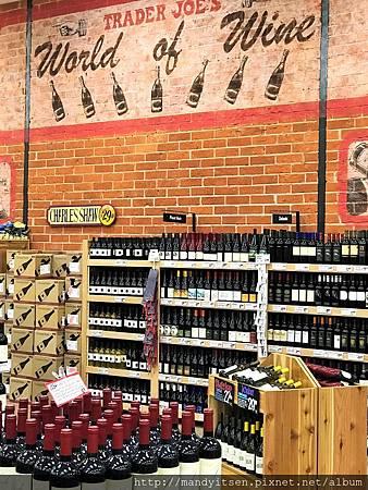 美國加州連鎖超市Trader Joe's