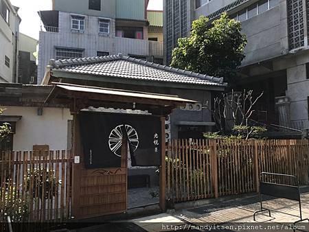 光悅茶屋入口