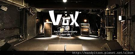 VOXhall表演舞台