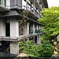 The Ritz-Carlton Kyoto露臺一隅