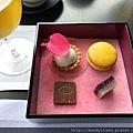 Ritz-Carlton Bento Box 三段目:甜點「庭園」