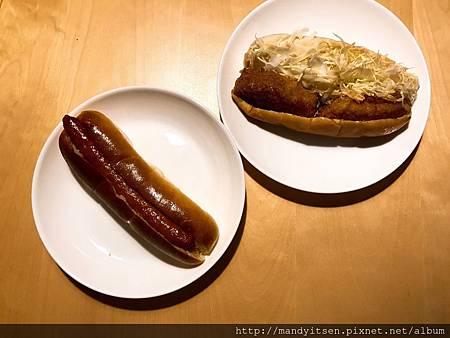 簡單美味的コッペパン