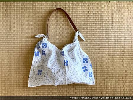 我的小巾折布包