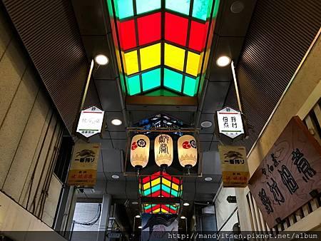 錦市場「祇園祭」期間