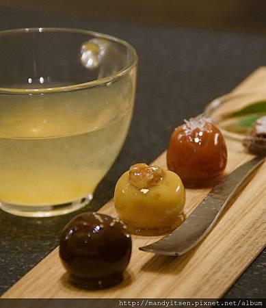 星のや京都オリジナル菓子
