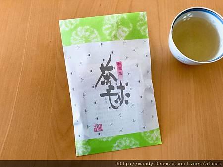 抹茶和三盆「茶毬」