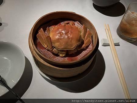 旬味:清蒸上海蟹