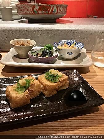 超美味京都炸豆腐