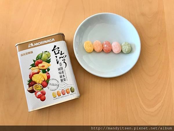 台灣特產水果糖