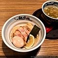 龍旗信塩つけ麺