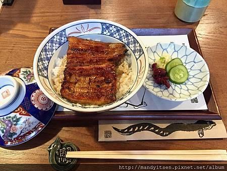 江戶川鰻丼