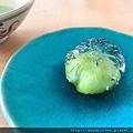 錦玉製生菓子,菓名:川風