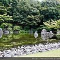 日本庭園之上代庭園