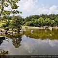 日本庭園之近世庭園