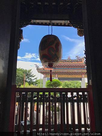 龍山寺大燈籠