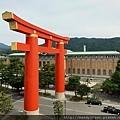 京都國立近代美術館的view