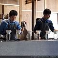 blue bottle京都店的barista們