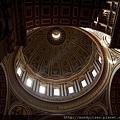 聖彼得大教堂圓頂
