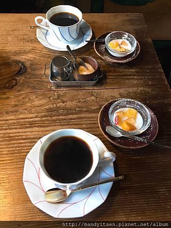 wonder cafe附餐飲料