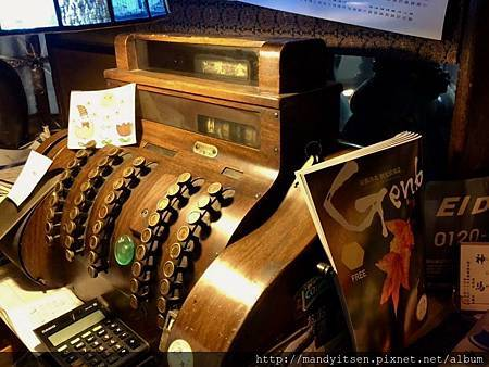 神馬的古董收銀機