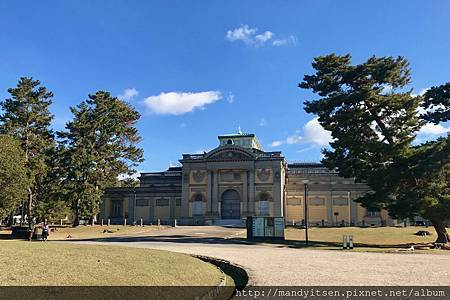 奈良國立博物館本館(なら仏像館)