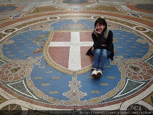 米蘭,伊曼紐爾二世長廊