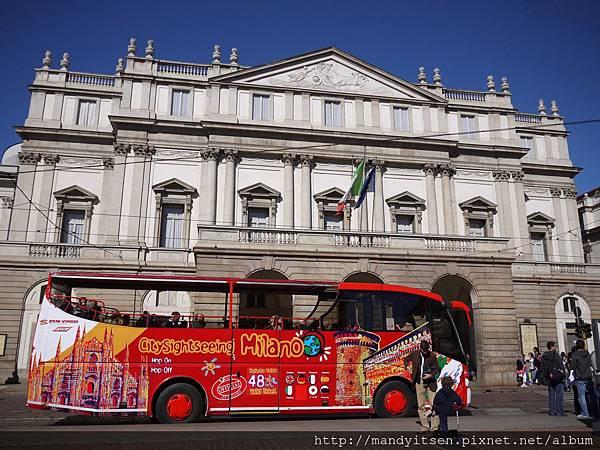 米蘭觀光巴士