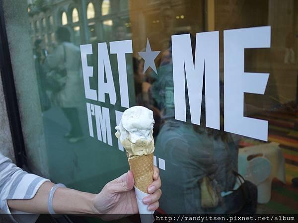 米蘭義式冰淇淋店Lato G