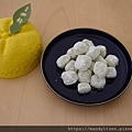 鶴屋吉信的代表銘菓「柚餅」