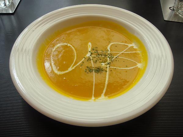 湯品-南瓜濃湯
