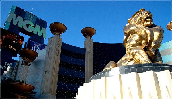 MGM Grand_Lion LEO