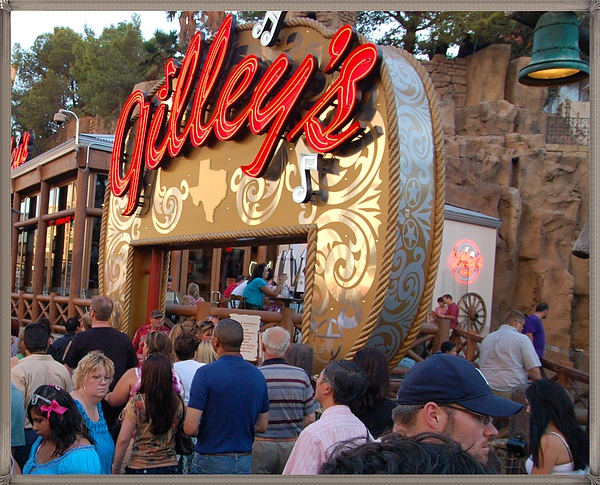 Gilley's @ Treasure Island