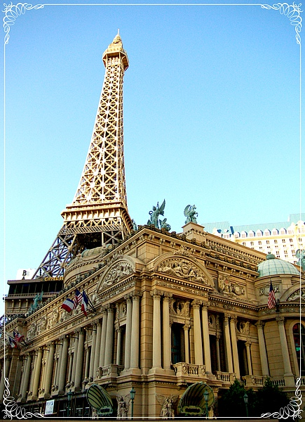 Paris_Eiffel Tower_2